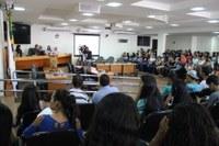Câmara de Unaí recebe o Projeto Parlamento Jovem pelo 3º ano consecutivo.
