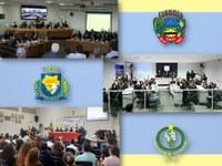 Câmara de Unaí se prepara para a Plenária Regional do Projeto Parlamento Jovem Minas 2017.