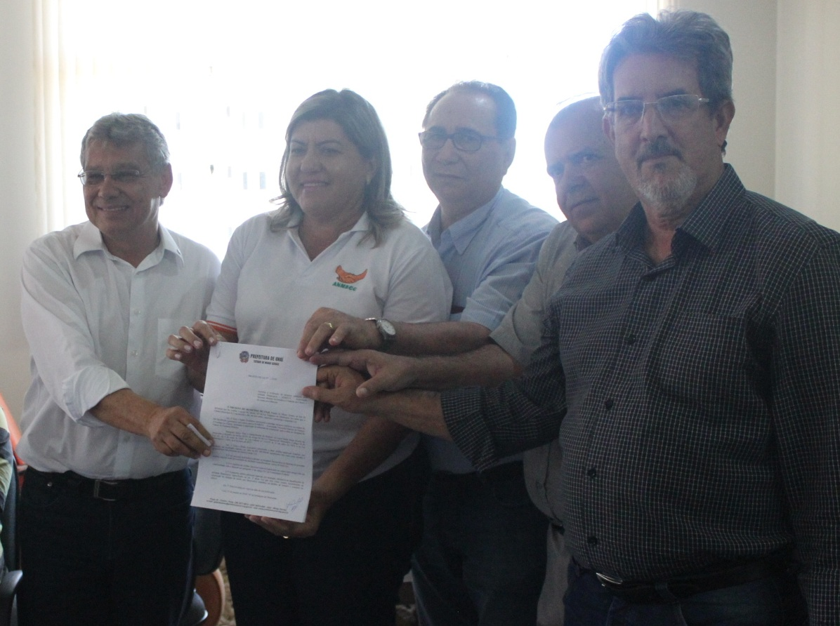 Lideranças se reúnem em favor da construção do Hospital do Câncer