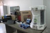 PROCON Câmara recebe doação de equipamentos.