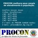 PROCON MELHORA SEUS CANAIS DE ATENDIMENTO À POPULAÇÃO.